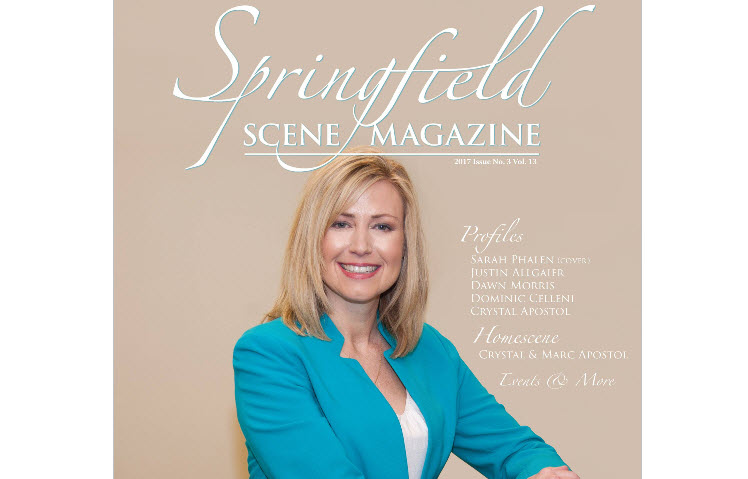 Springfield Scene Magazine 2017 – 3rd Issue is Now Available