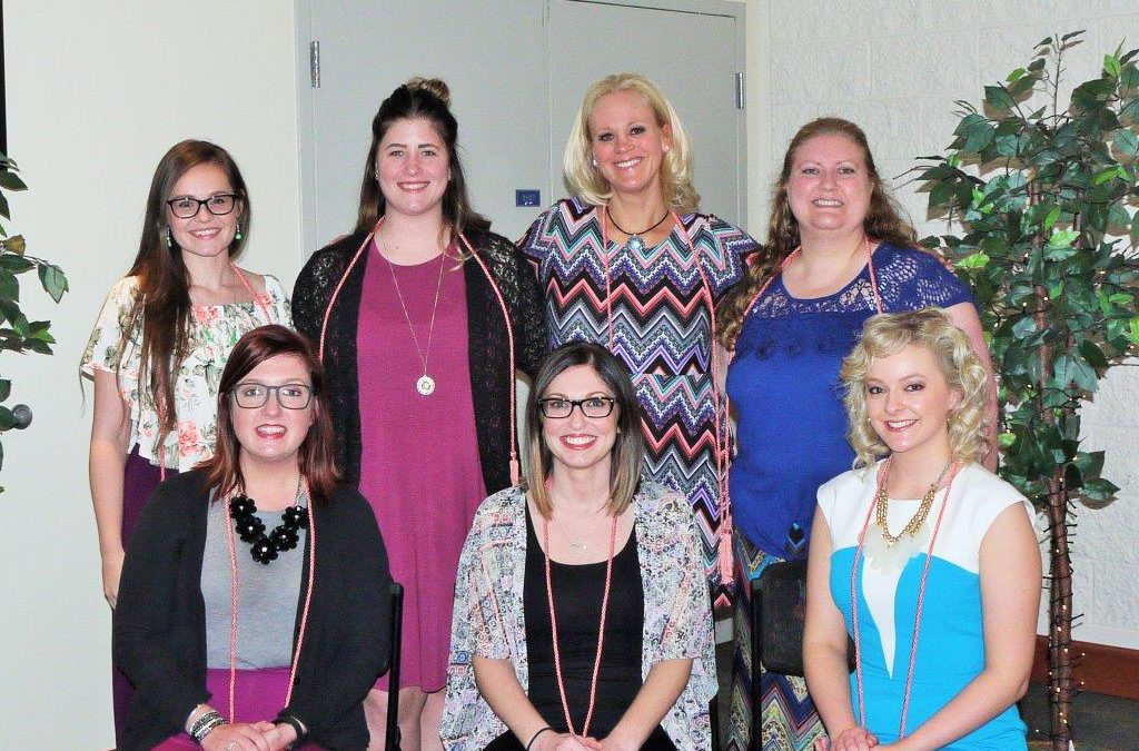 LLCC Nursing Students Inducted into Honor Society