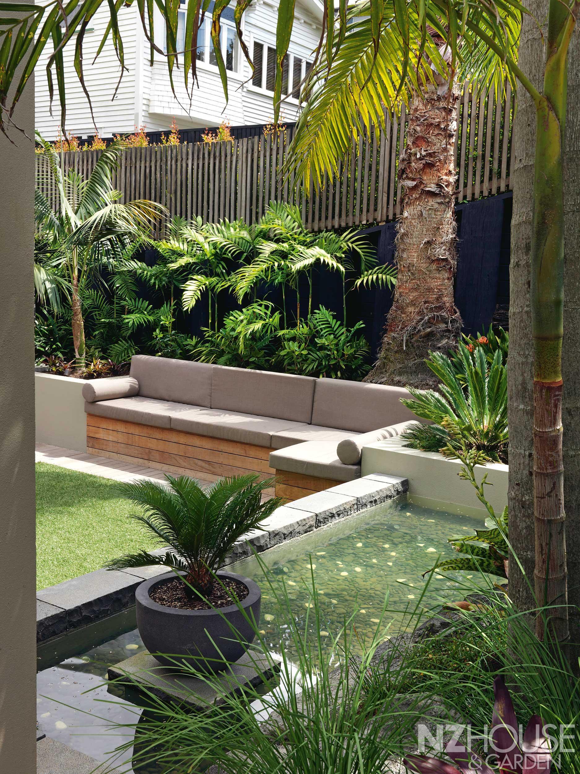 turn your basic backyard into an outdoor oasis springfield scene