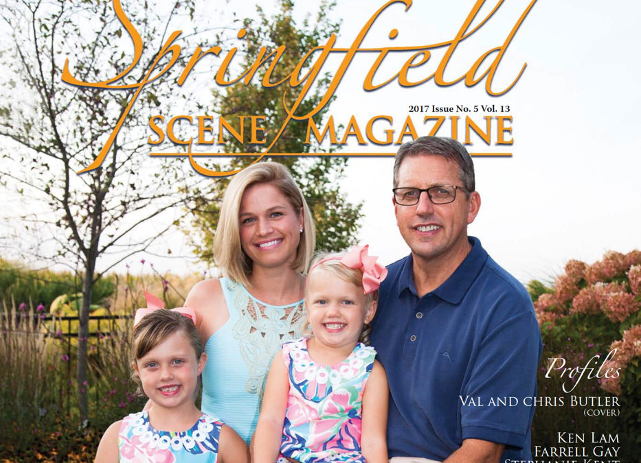 Springfield Scene Magazine 5th Issue 2017