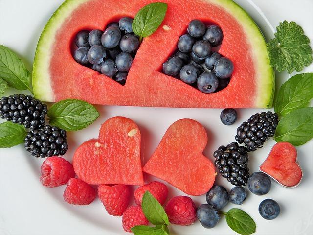 Healthy Summer Treats Make for Happy Kids