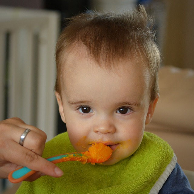 Tips for Baby's 1st Foods