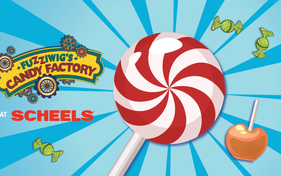 Fuzziwig's Candy Factory To Open In SCHEELS