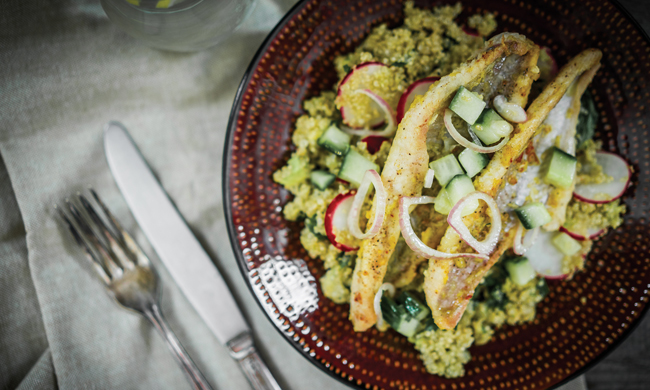 Simple Seafood Solutions for Lent