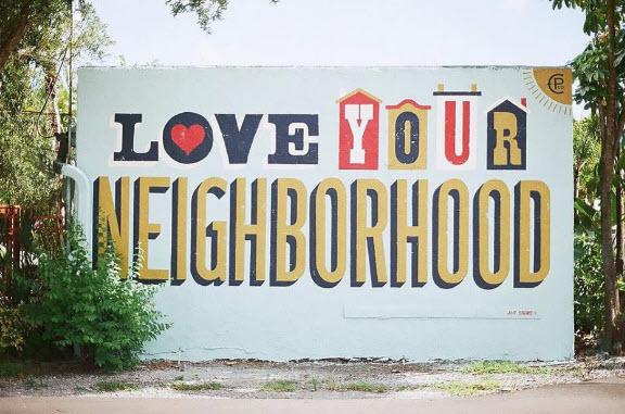 #SpringfieldNeighborhoodPostcardProject
